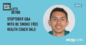 Stoptober-6 Q&As about stopping smoking